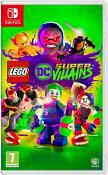 LEGO DC Super-Villains [Code in Box] (Nintendo Switch)