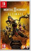 Mortal Kombat 11: Ultimate + Pre-Order Bonus (Nintendo Switch)