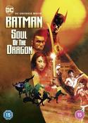 Batman: Soul of the Dragon [DVD] [2021]