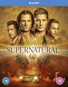 Supernatural: Season 15 [Blu-ray]