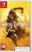 Mortal Kombat 11 [Code in a Box] (Nintendo Switch)