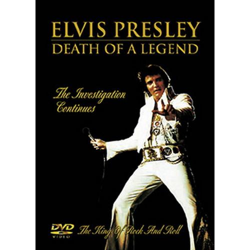 Elvis Presley - Death Of A Legend (DVD)