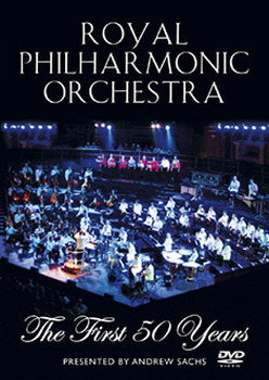 Royal Philharmonic Orchestra - The First 50 Years (DVD)