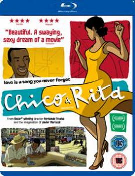 Chico and Rita (Blu-ray)
