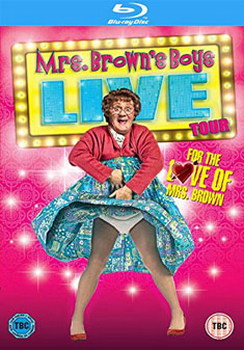Mrs Brown's Boys Live Tour - For the Love of Mrs Brown [Blu-ray]