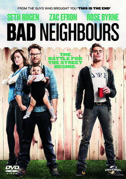 Bad Neighbours (2014) (DVD)
