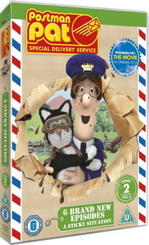 Postman Pat Sds Series 2: Vol 3 (DVD)