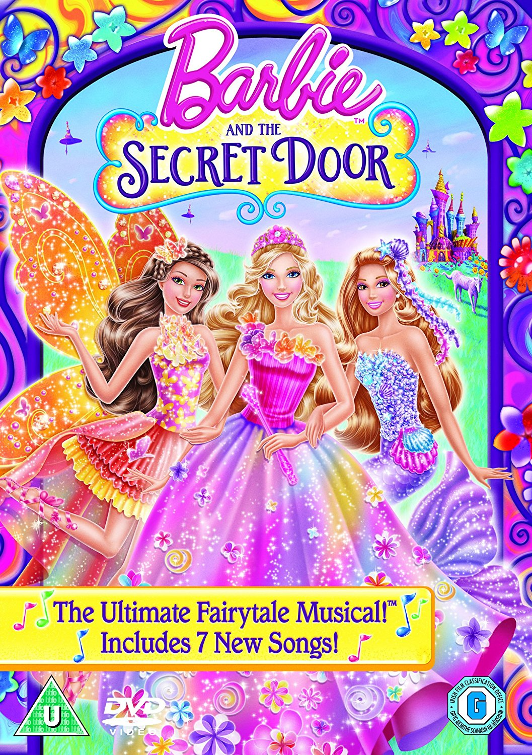 Barbie And The Secret Door (DVD)