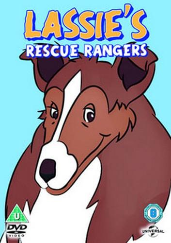 Lassie'S Rescue Rangers (DVD)
