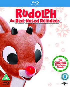 Rudolph the Red Nosed Reindeer (1964) (Blu-ray)