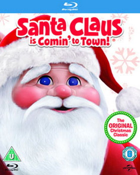 Santa Claus Is Comin' to Town (1970) (Blu-ray)