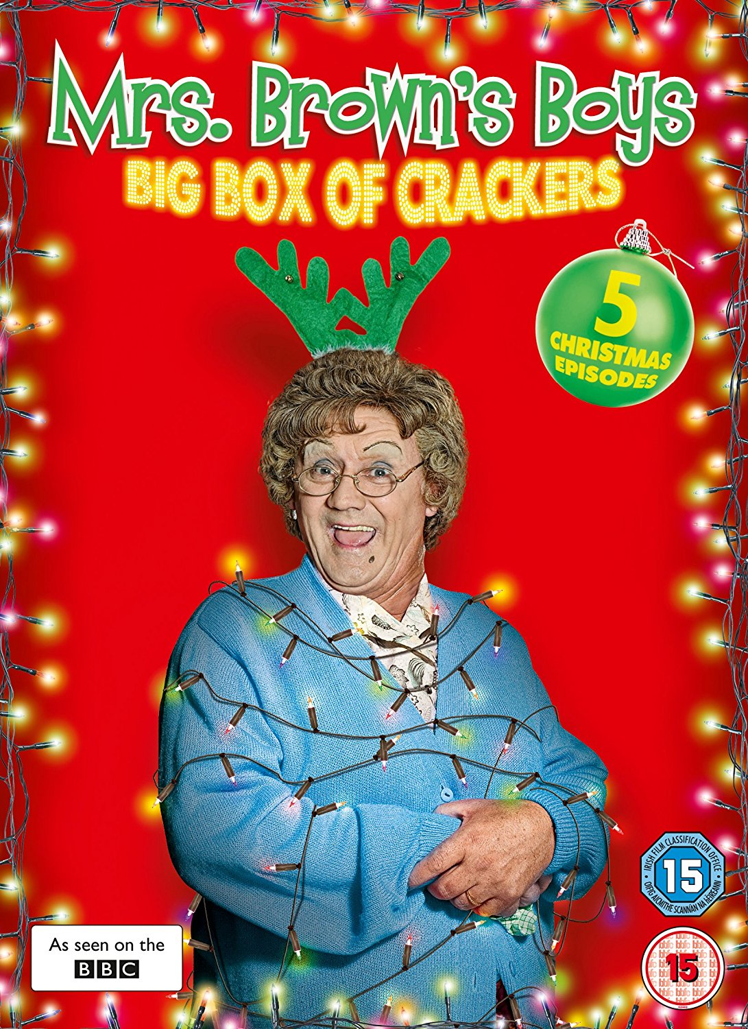 Mrs Browns Boys - Christmas Crackers Boxset (DVD)