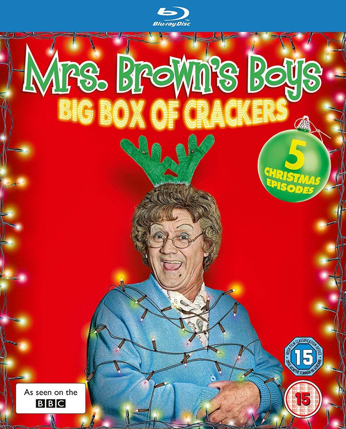 Mrs Browns Boys - Christmas Crackers Boxset (BLU-RAY)