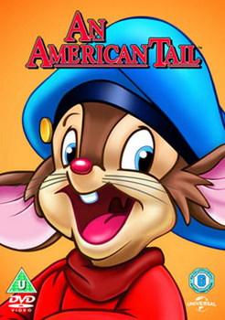 An American Tail (1986) (DVD)