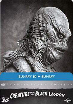 Creature From The Black Lagoon - Limited Edition Steel Book (BLU-RAY)