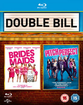 Bridesmaids/Pitch Perfect (Blu-ray)