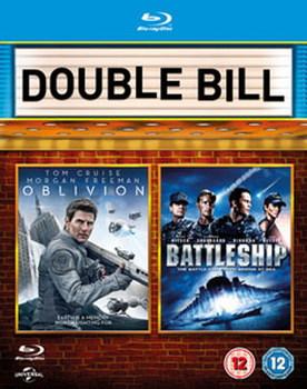 Oblivion/Battleship (Blu-ray)