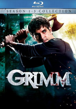 Grimm - Season 1-3 (Blu-ray)