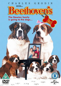 Beethoven'S 2Nd (1993) (DVD)