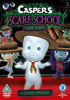 Casper'S Scare School: Scare Scouts (DVD)