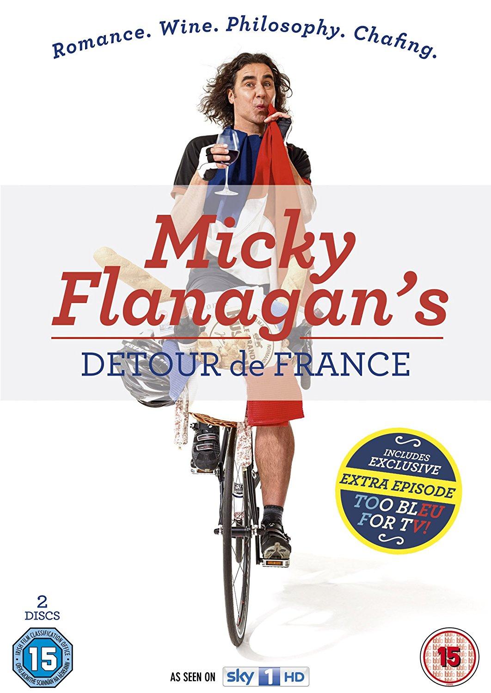 Micky Flanagan Detour De France (DVD)