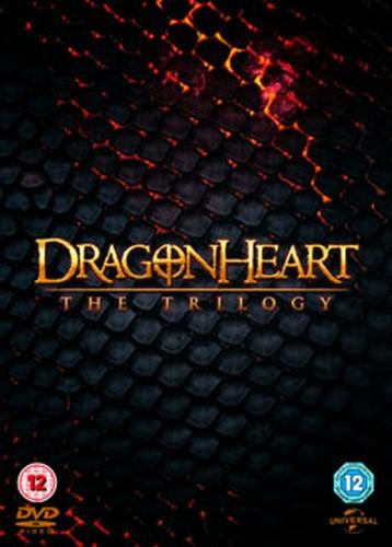 Dragonheart/ Dragonheart: A New Beginning/ Dragonheart 3: The Sorcerer'S Curse (DVD)
