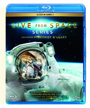 The Live From Space Series (Blu-ray)