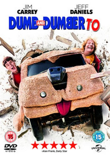 Dumb And Dumber To (2014) (DVD)