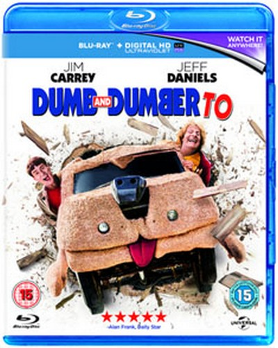 Dumb and Dumber To (2014) (Blu-ray)