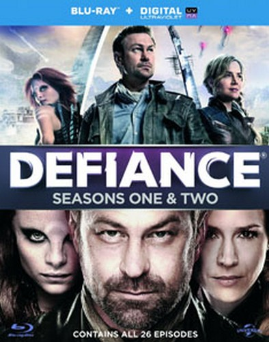 Defiance - Season 1-2 (Blu-ray)