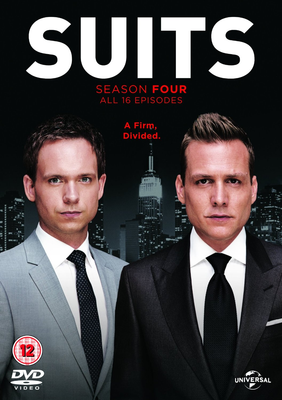 Suits - Season 4 (DVD)
