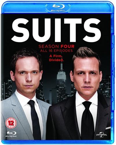 Suits - Season 4 (Blu-ray)