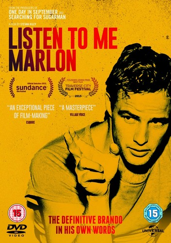 Listen To Me Marlon (DVD)