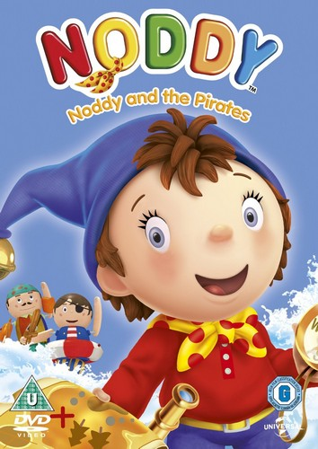 Noddy In Toyland - Noddy And The Pirates (DVD)