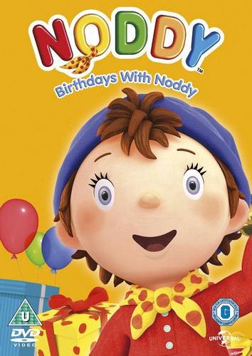 Noddy In Toyland - Birthdays With Noddy (DVD)