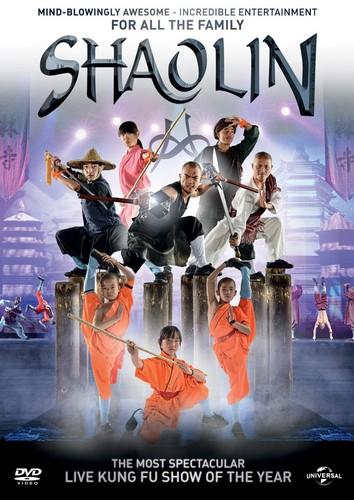 Shaolin (DVD)