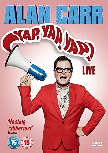 Alan Carr - Yap  Yap  Yap! (DVD)