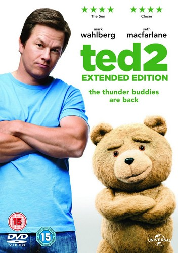 Ted 2 - Extended Edition (DVD)