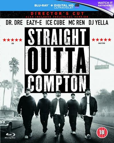 Straight Outta Compton [Blu-ray] (Blu-ray)
