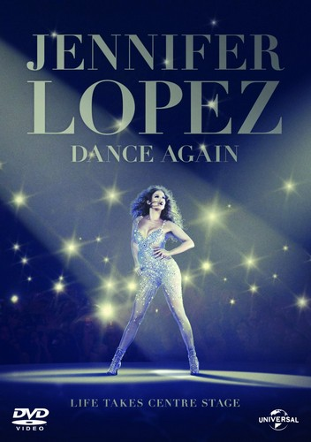 Jennifer Lopez: Dance Again (DVD)