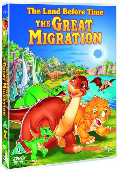 The Land Before Time The Great Migration (DVD)