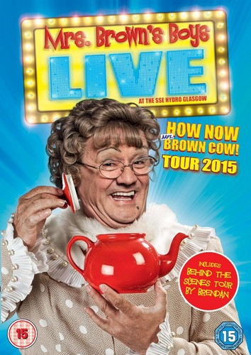 Mrs Brown'S Boys Live - How Now Mrs. Brown Cow (DVD)