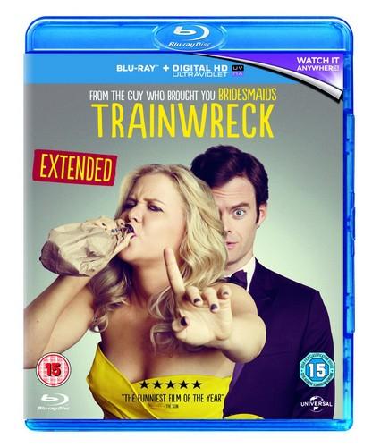 Trainwreck [Blu-ray]