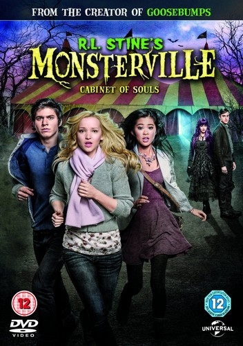 R.L. Stine'S Monsterville: The Cabinet Of Souls (DVD)