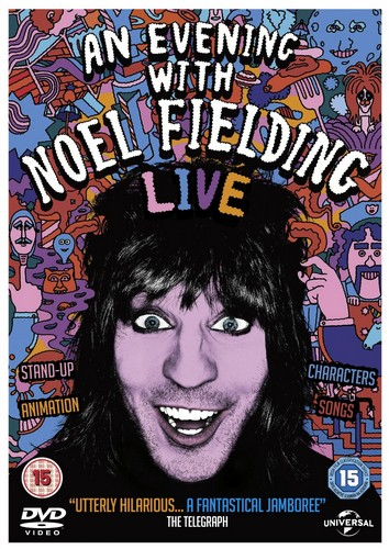 An Evening With Noel Fielding (DVD)