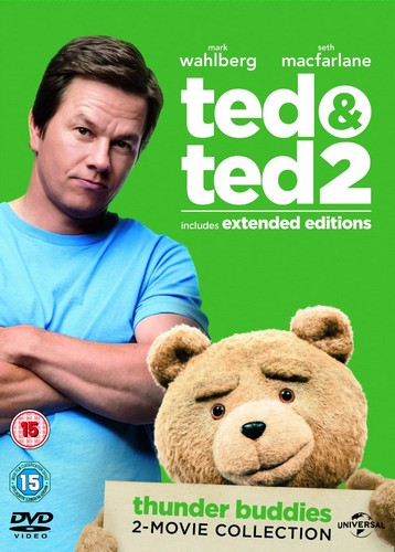 Ted/Ted 2 - Extended Editions (DVD)