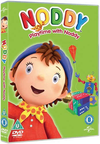 Playtime With Noddy (DVD)
