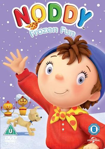Noddy In Toyland: Frozen Fun (DVD)