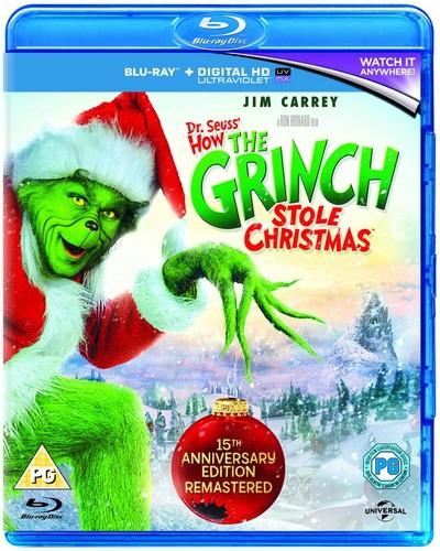 The Grinch [Blu-ray] (Blu-ray)