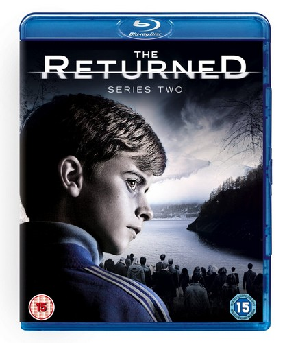 The Returned: Series 2 [Blu-ray]